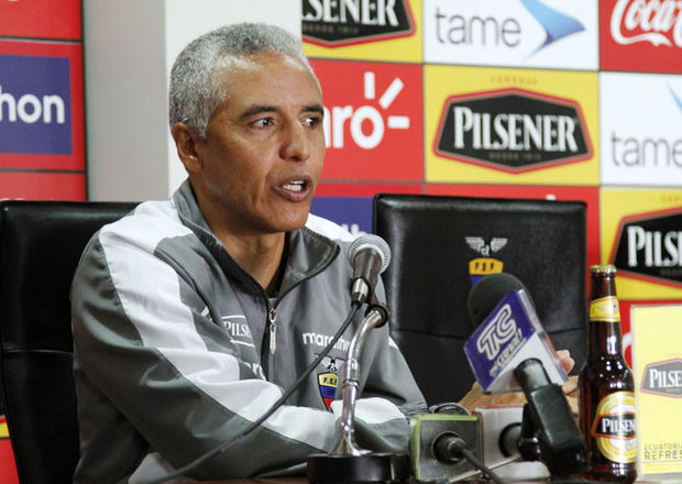 """Alexis Mendoza: """"Ningún partido se parece al otro"""""""