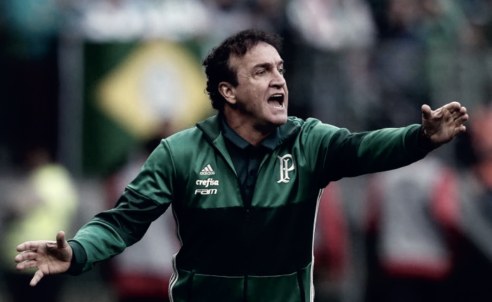 """Cuca lamenta derrota e explica time alternativo: """"Tenho confiança no elenco todo"""""""