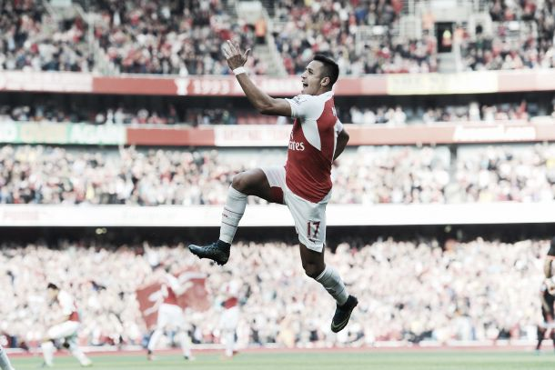 Arsenal ready to hand Alexis Sanchez a new contract
