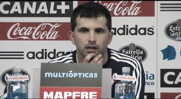 """Álex López: """"El Valladolid saldrá al césped a muerte"""""""