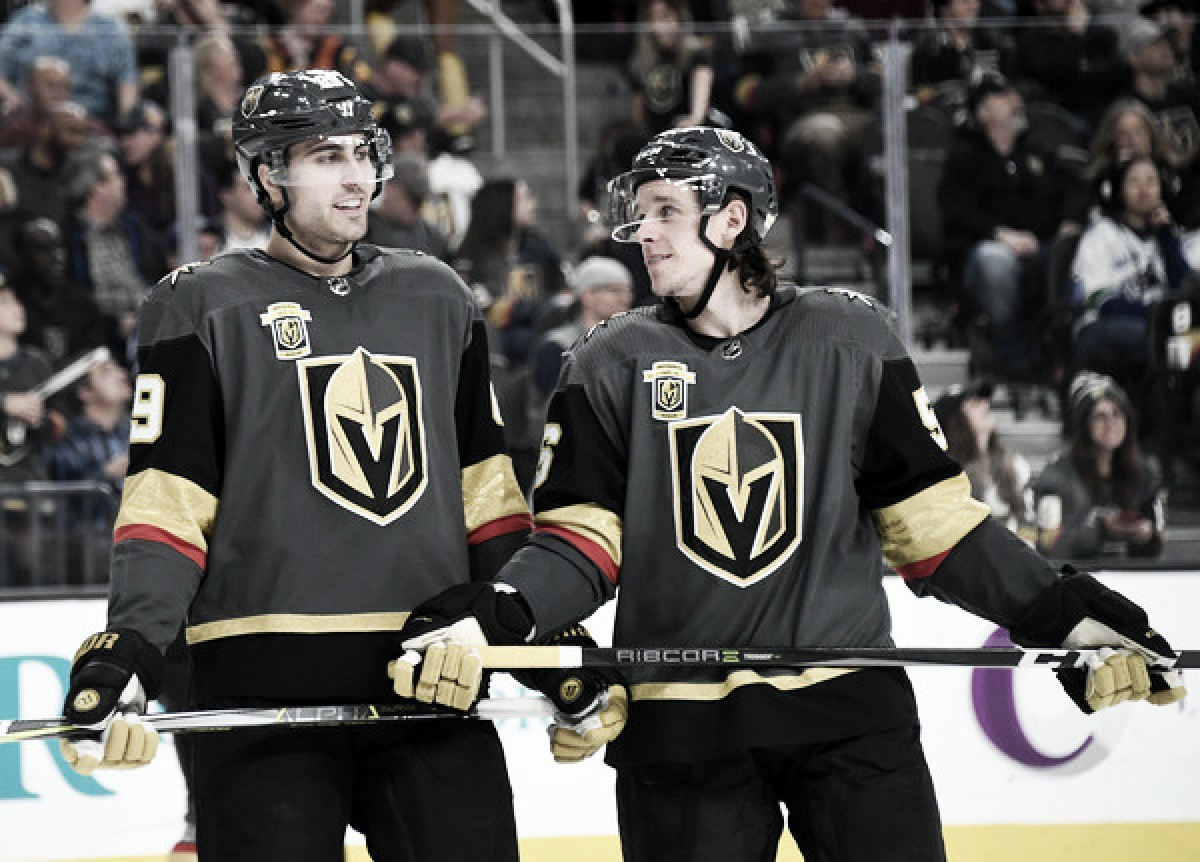 Alex Tuch: Combining skill and net presence in rookie season