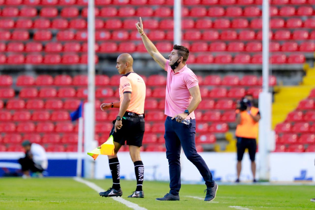 Alex Diego ya piensa en Tigres