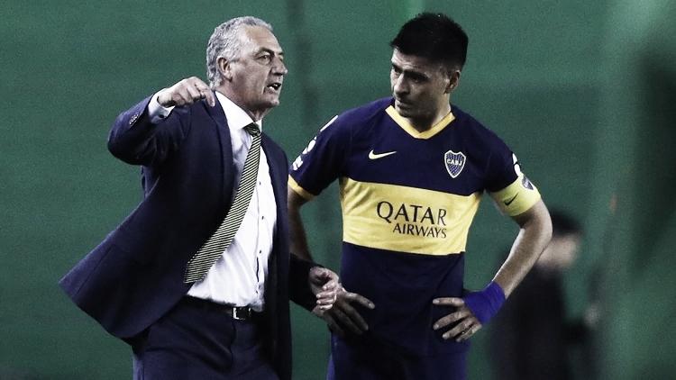 """Gustavo Alfaro: """"Lo único que tengo que hacer es clasificar a Boca a las semifinales"""""""
