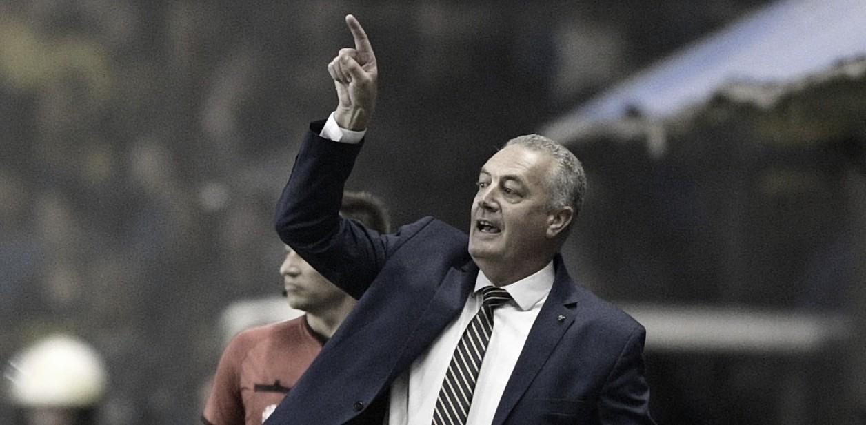 """Gustavo Alfaro: """"En ningún momento padecimos el partido''"""