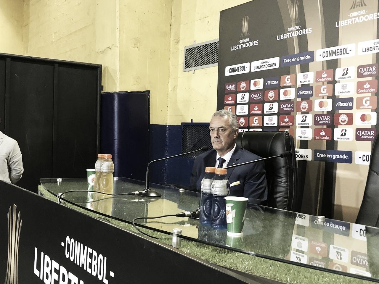 """Alfaro: """"La ansiedad por resolver el partido nos hizo apresurarnos y ser imprecisos"""""""