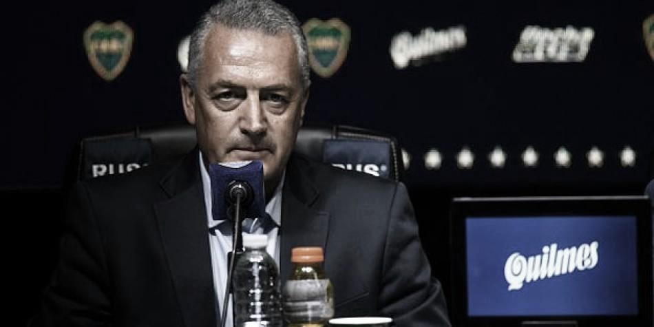 """Gustavo Alfaro: """"Si todos dan una mano, el equipo va a seguir adelante en las competencias"""""""