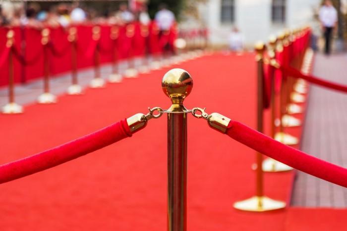 Resultado de imagen de alfombra roja