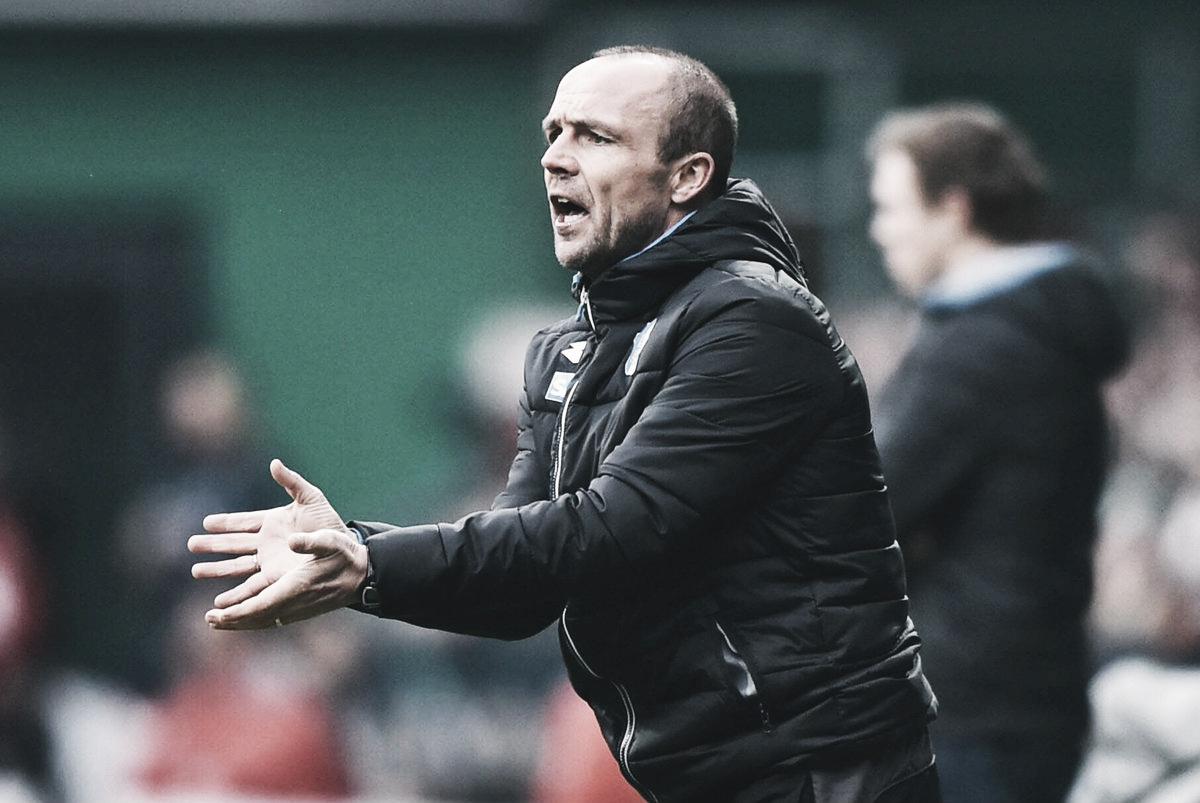 Hoffenheim contrata aAlfred Schreuder como sucesor de Nagelsmann