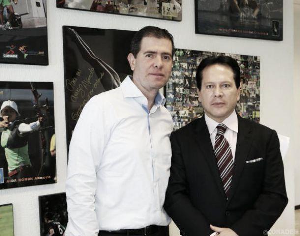 Alfredo Castillo planea ir al rescate del deporte mexicano