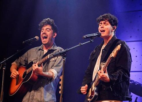 Alfred García y Roi Méndez confirmados para el festival Coca-Cola Music Experience