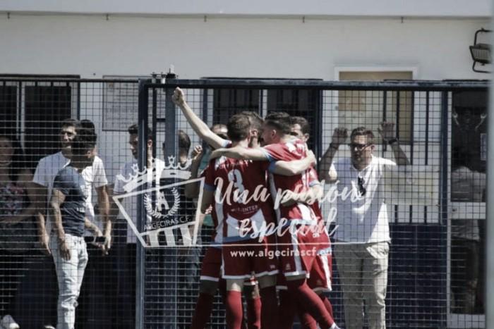 Algeciras CF, rival del Atlético Astorga