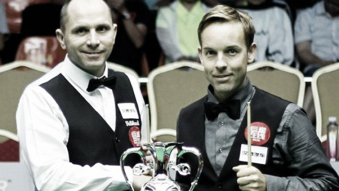 The heartwarming story of Ali Carter, 2016 World Open Champion