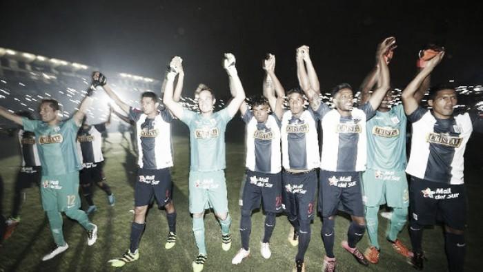 Alianza Lima se estrena a lo grande