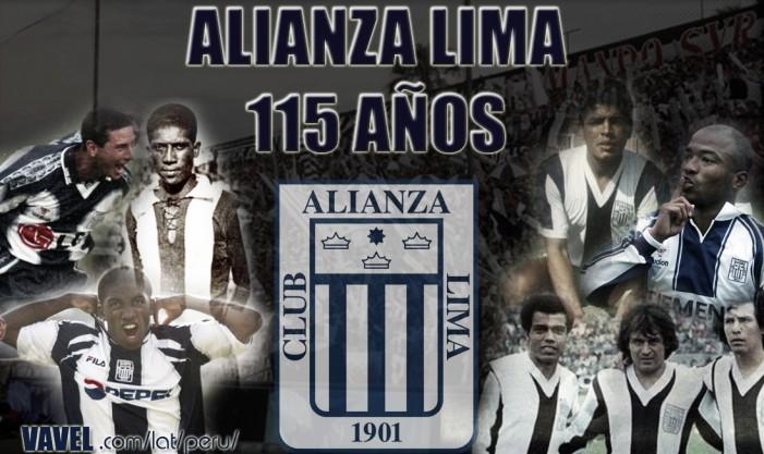 Guía VAVEL de Alianza Lima: 115 años de fundación histórica