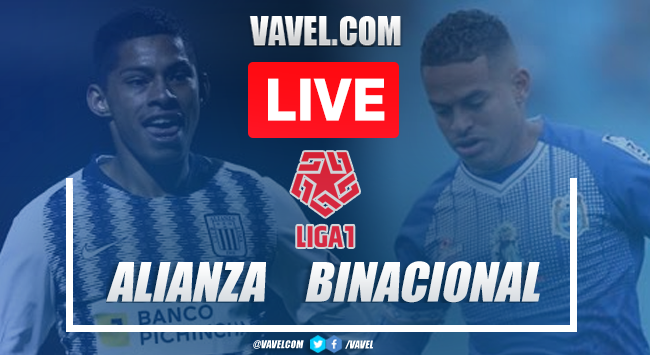 Goals And Highlights Alianza Lima 2 0 Binacional Final