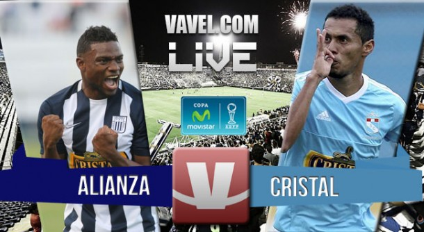 Alianza Lima vs Sporting Cristal en vivo online en Torneo Clausura 2015 (0-0)