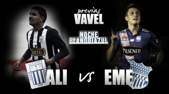 Alianza Lima - Emelec: La Noche Blanquiazul con sabores de revancha