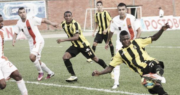 Resultado Alianza Petrolera - Envigado en la Liga Águila 2015-I (1-2)