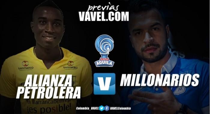 Millonarios vs.Alianza Petrolera: llegó la hora del debut azul en Copa Águila