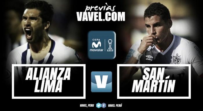 Previa Alianza Lima -San Martín: ¿Sale el primer finalista del año?