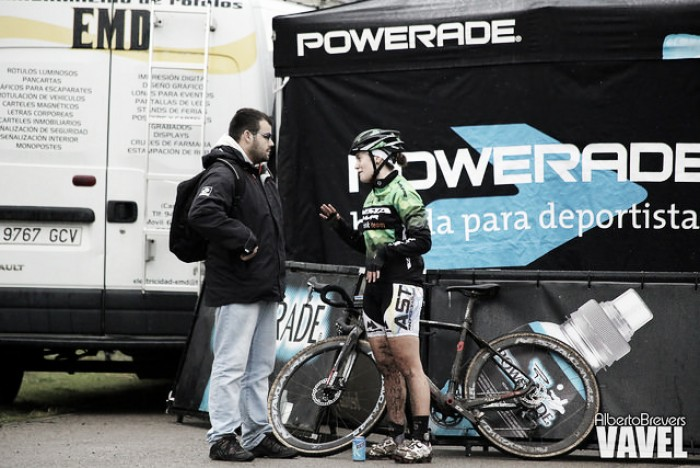 """Alicia González: """"Contenta como se ha desarrollado la carrera, pero no tanto con el puesto"""""""