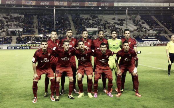 Alavés - Osasuna: puntuaciones Osasuna, Copa del Rey
