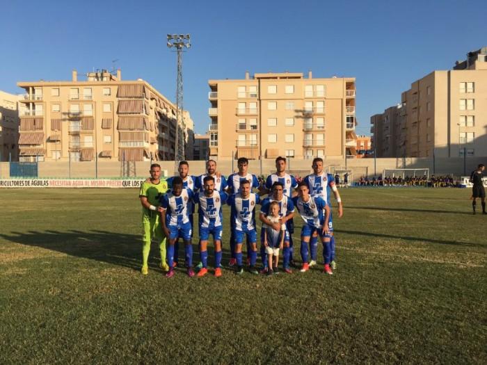 Lorca Deportiva 0-3 Cádiz : errores vs pegada