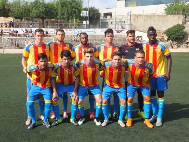 CF Reus Deportiu - Valencia Mestalla: una victoria para templar los ánimos