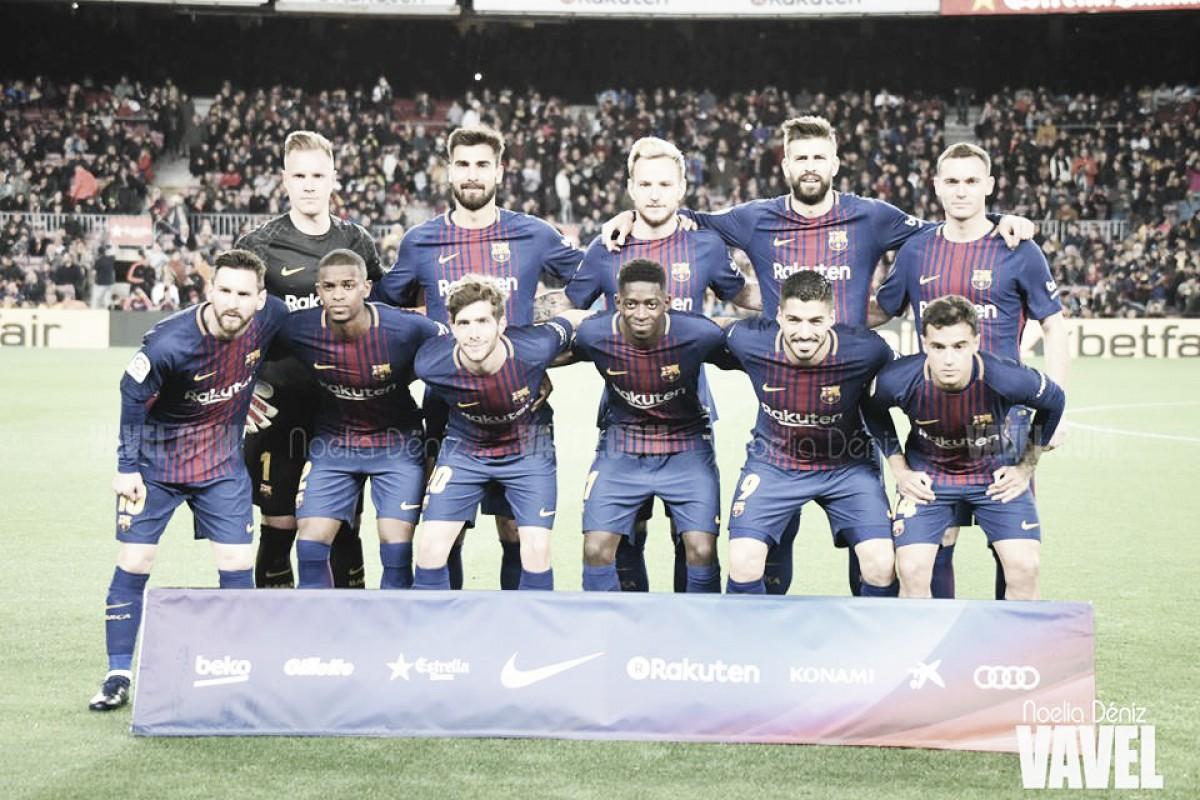 FC Barcelona - Leganés: puntuaciones de la 31ª jornada de la Liga Santander