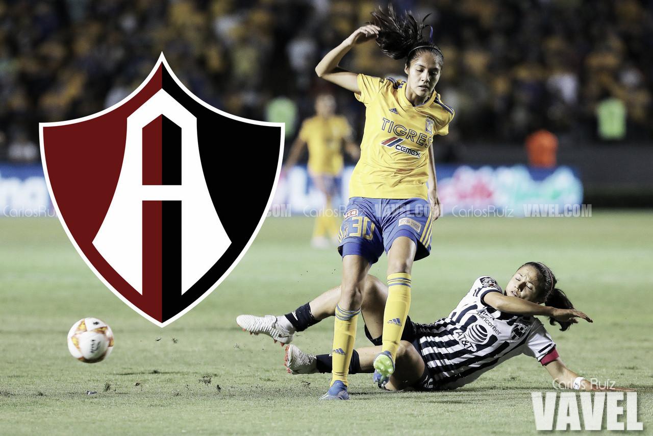 Atlas Femenil apuntala la delantera con Alison González