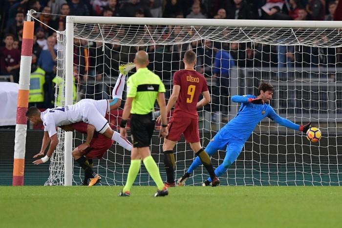 """Roma, Alisson: """"Siamo in 5 per lo Scudetto"""""""