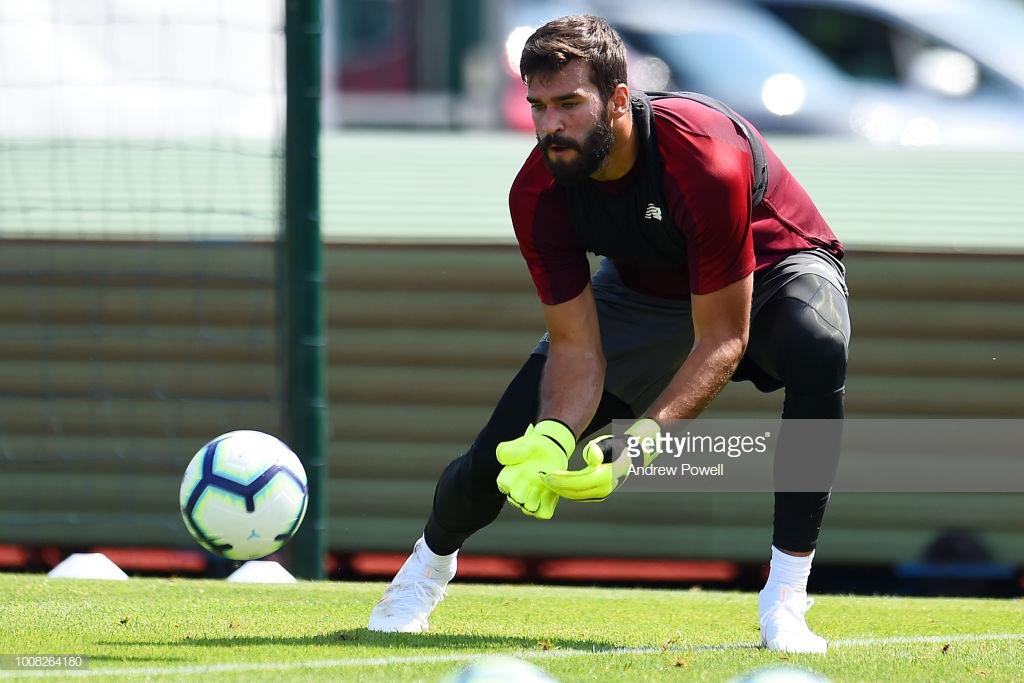 Liverpool 'already feels like home,' says new goalkeeper Alisson