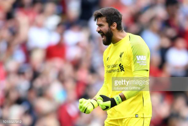 Alisson key to Liverpool's Old Trafford hopes
