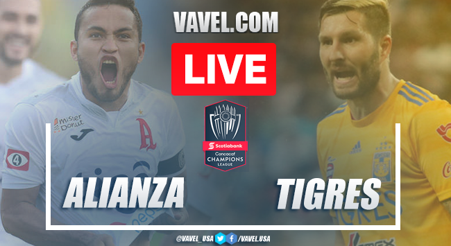 Highlights and goals: Alianza 2-1 Tigres in 2020 CONCACAF Champions League