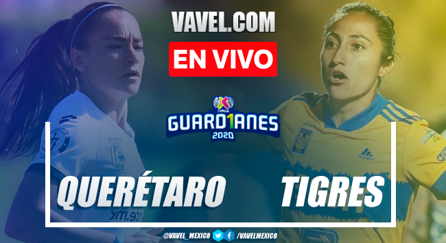 Tigres Femenil vs Querétaro Femenil: Live Score Updates and How to Watch Semifinals Liga MX Femenil 2020