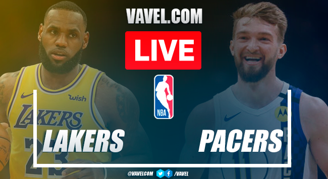 Highlights and Best Moments: Lakers 122-115 Pacers in NBA 2021