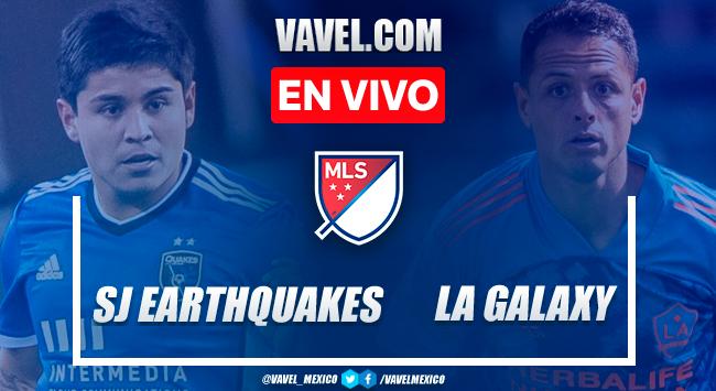 Resumen y goles: San José Earthquakes 1-3 Los Ángeles Galaxy en MLS 2021