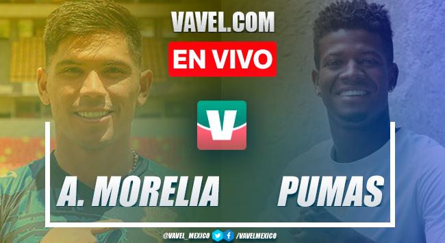 Mejores momentos del Atlético Morelia 1-3 Pumas en Partido Amistoso 2021