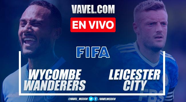 Gol y resumen: Wycombe Wanderers 1-0 Leicester City en partido amistoso 2021