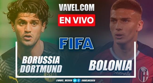 Resumen y goles: Borussia Dortmund 3-0 Bolonia en partido amistoso 2021
