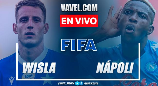 Resumen y goles: Wisla 1-2 Nápoli en partido amistoso 2021