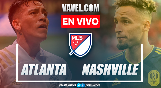 Resumen y goles: Atlanta United 0-2 Nashville en MLS 2021