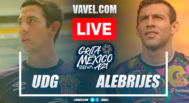 Goals and highlights: Leones Negros 1-1 Alebrijes Oaxaca in Liga Expansion MX Apertura 2021