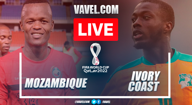 Highlights: Mozambique 0-0 Ivory Coast in 2022 World Cup Qualifiers