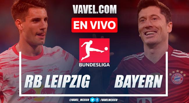Resumen y goles: RB Leipzig 1-4 Bayern Múnich en Bundesliga 2021