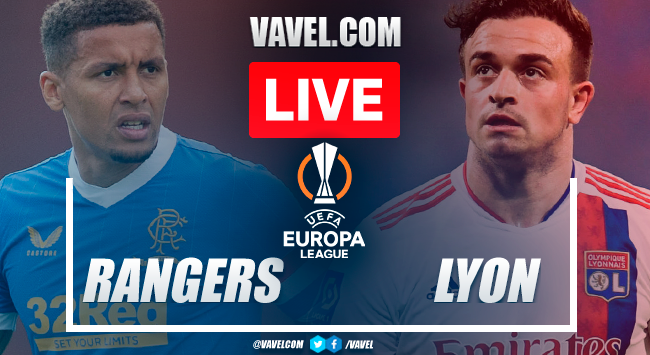 Goals and highlights: Rangers 0-2 Lyon in UEFA Europa League 2021