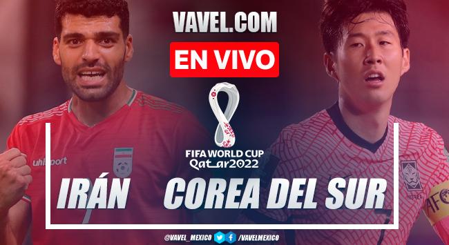 Resumen y goles: Irán 1-1 Corea del Sur en Eliminatorias de la AFC para Catar 2022