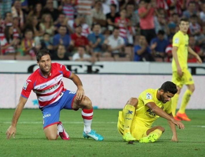 Ortuño como principal opción para el Granada CF