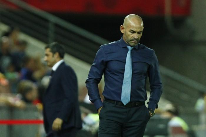 """Paco Jémez: """"Encajamos muchos goles y tenemos que frenarlo"""""""