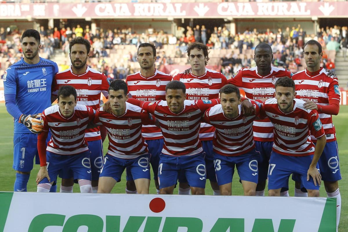 Operación salida en el Granada CF